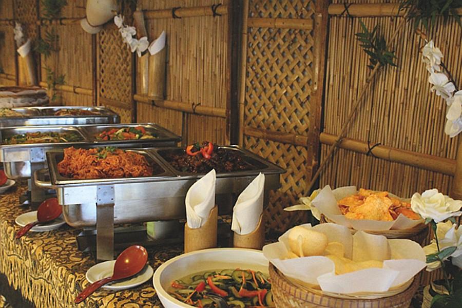 Indonesische Catering Bali van Anak Blitar in Hoofddorp